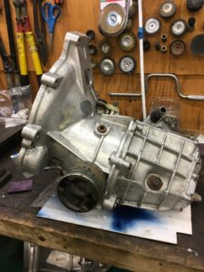 SAAB V4 Gearbox